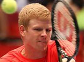 kyle edmund's breakthrough season comes to tame end as he withdraws from rolex paris masters