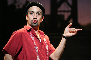 lin manuel-miranda posts open casting call for 'in the heights' film