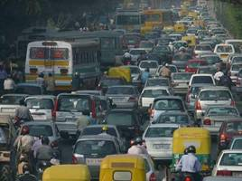 rising vehicular emission a major contributor in delhi ncr's air pollution