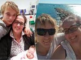 Australian mother-of-nine plans to marry lover 21 years her junior