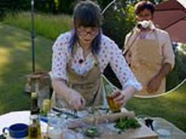 gbbo fans brand technical challenge the 'worst ever' after finalists cook on hot stones