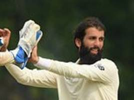 moeen ali hoping for more spin after day of struggle in colombo warm-up match