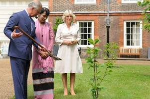 prince george was given this touching present by charles when he was born - and it'll last him all his life