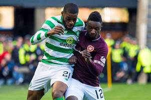 celtic midfielder olivier ntcham responds to summer speculation he wanted to leave parkhead