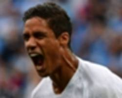 'he's the only one' - platini backs varane to challenge for the ballon d'or
