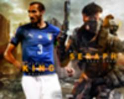 results are in | giorgio chiellini is seraph from call of duty: black ops 4?