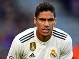 michel platini claims raphael varane is the obvious choice to win the ballon d'or