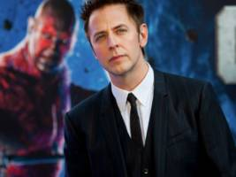 'guardians of the galaxy' fans aren't giving up on fired director james gunn, and bought a billboard asking disney to rehire him