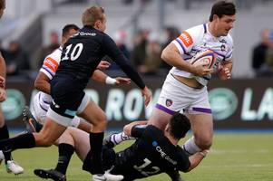 leicester tigers' young hopes have the talent to climb right to the top - matt smith