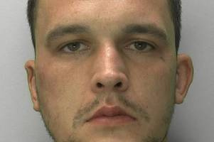 coleford man who was broadmoor patient jailed for robbing woman of travel money on her doorstep