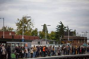 croydon passengers who experienced 'nightmare' journeys say trains are back on track after timetable chaos