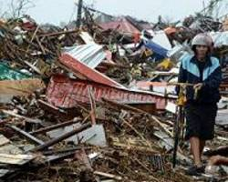 dozens feared buried in philippines typhoon landslide