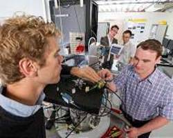 Tests show integrated quantum chip operations possible