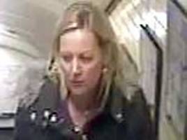 police appealing for information after woman was sexually assaulted by another woman on tube