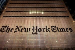 new york times stock jumps 7 percent on strong earnings, record 4 million subscribers