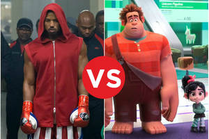 thanksgiving box office preview: 'wreck-it ralph,' 'creed' sequels expected to top originals