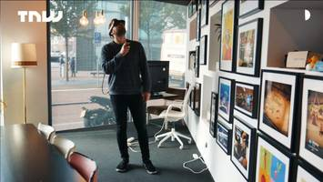 video: we tried the magic leap one and it was spellbinding (but flawed)