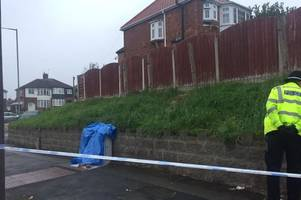 full police statement over perry barr shooting