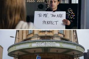 this is where you can watch love actually with a live orchestra in bath