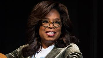 oprah winfrey: 'i don't want to run for us president'