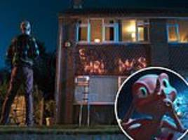 now argos unveils its festive advert – featuring a 'christmas fool'
