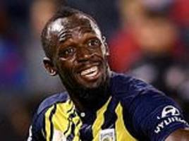 hot or not: central coast mariners made the right call by dropping usain bolt