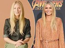 gwyneth paltrow reveals she is in early stages of menopause at 46 while selling supplements at £70