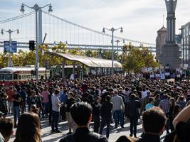 almost 17,000 googlers walked out to protest of sexual misconduct at the company