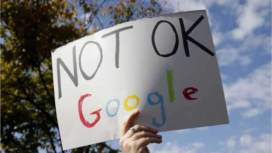 Google Staff Walk Out Over Women's Rights