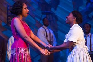 'the color purple' broadway musical to get movie adaptation