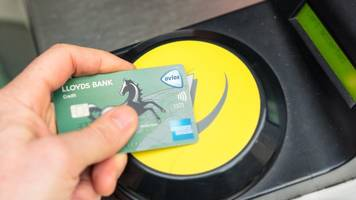 lloyds replacing some debit cards after cyber-attacks