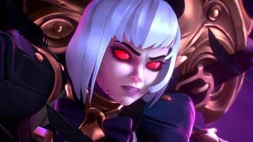 heroes of the storm's newest hero is an original character, orphea