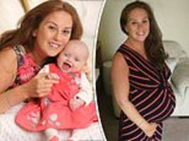 i had the menopause at 36... now i'm a mum 13 years later after nine rounds of ivf costing £60,000