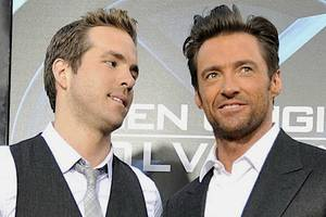 ryan reynolds trolls hugh jackman with fake political smear ad (video)