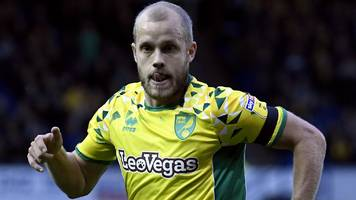 sheffield wednesday 0-4 norwich city: canaries go top after thrashing owls