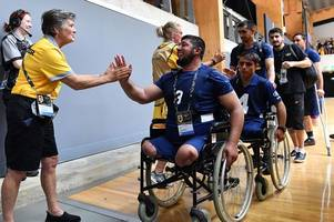 six afghan athletes go missing from prince harry's invictus games 'to claim asylum'
