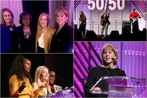 hollywood women make history at first power women summit: takeaways and next moves