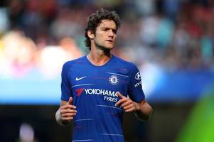 marcos alonso issues warning to man city and liverpool as chelsea aim to challenge for the title