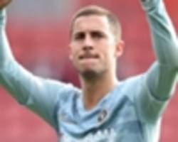 hazard sees chelsea stay backed by brother thorgan amid intense real madrid rumours