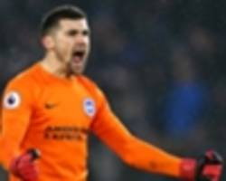 mat ryan wins pfa fans' player of the month ahead of aubameyang, martial and barkley