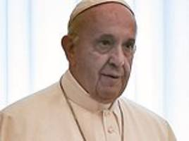 pope condemns anti-semitism amid increase in attacks on...