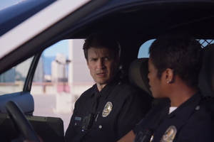 abc gives nathan fillion's 'the rookie' a full-season order