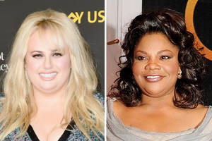 rebel wilson called out by mo'nique for claiming she's first plus-size rom-com star