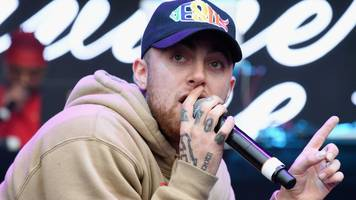 mac miller: us rapper died from drug overdose