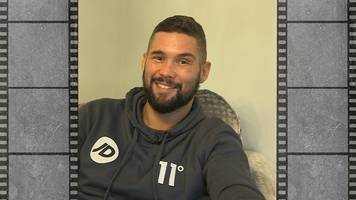 Tony Bellew v Oleksandr Usyk: British fighter picks his top boxing films