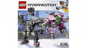 geek daily deals: free amazon shipping, lego overwatch, dell gaming laptop and more