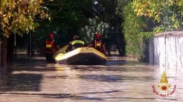 Death Toll In Italy Flooding Continues To Rise