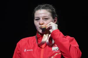is derby boxer sandy ryan about to become a world champion?