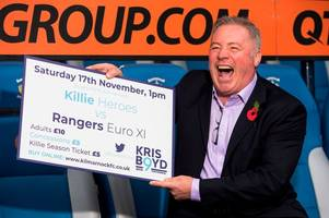 ally mccoist tells rangers what they need to do to win silverware