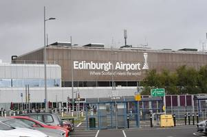 west lothian campaigners celebrating after airport flight path proposals thrown out